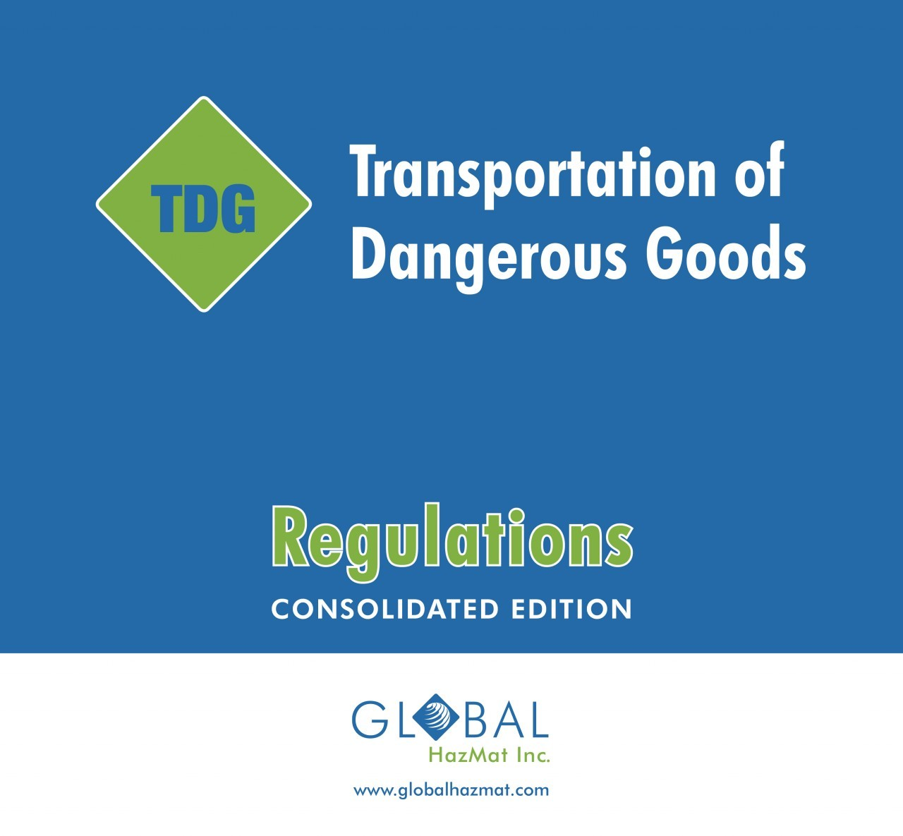 TDG Regulations Binder