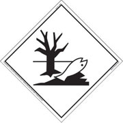 Marine Pollutant Safety Mark (Placard)