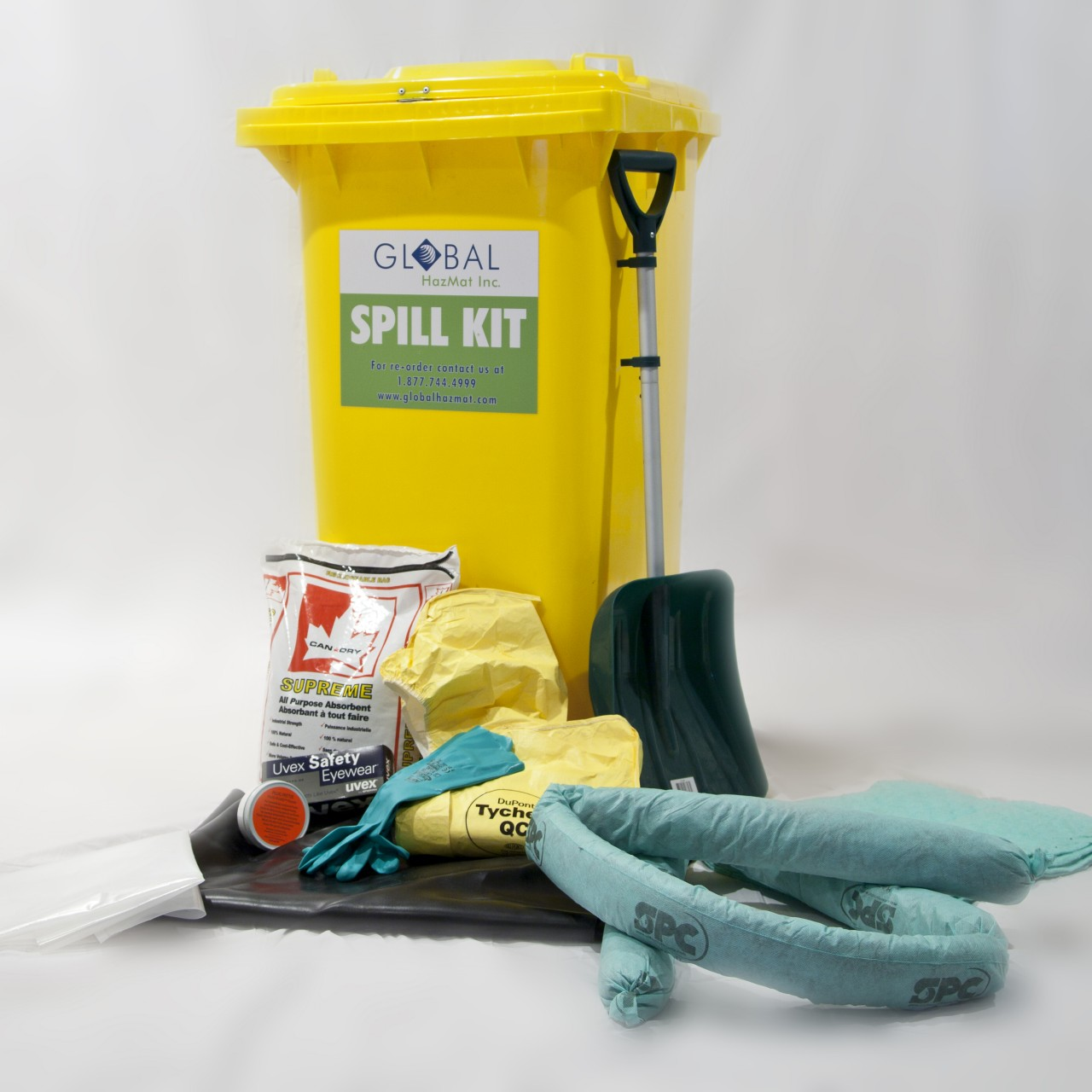 Spill Kit, Custom
