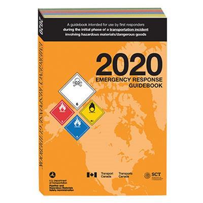 Emergency Response Guidebook (2020)