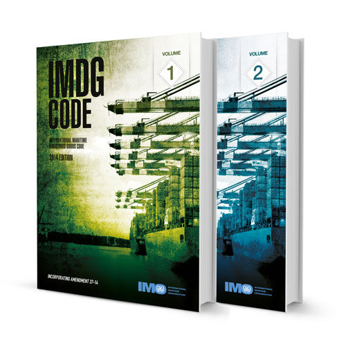 IMDG Code Volumes I & II (2014 Amendment 37)