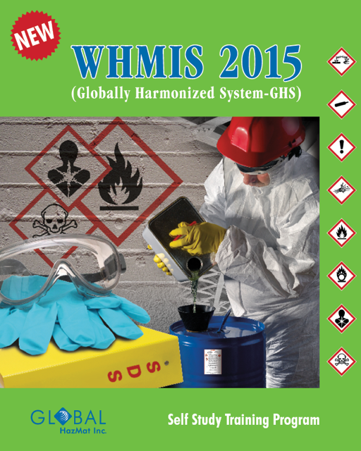 WHMIS 2015 Training Guide