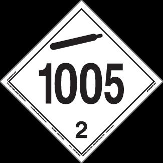 Class 2 – Anhydrous Ammonia UN 1005