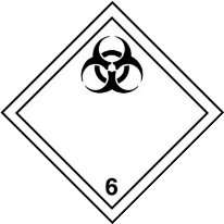 Class 6.2 – Infectious Substances