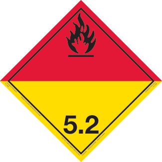 Class 5.2 – Organic Peroxides
