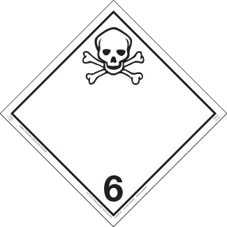 Class 6.1 – Toxic Substances