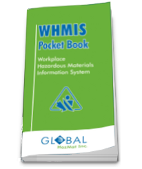 WHMIS 1988 (Before GHS) Pocketbook