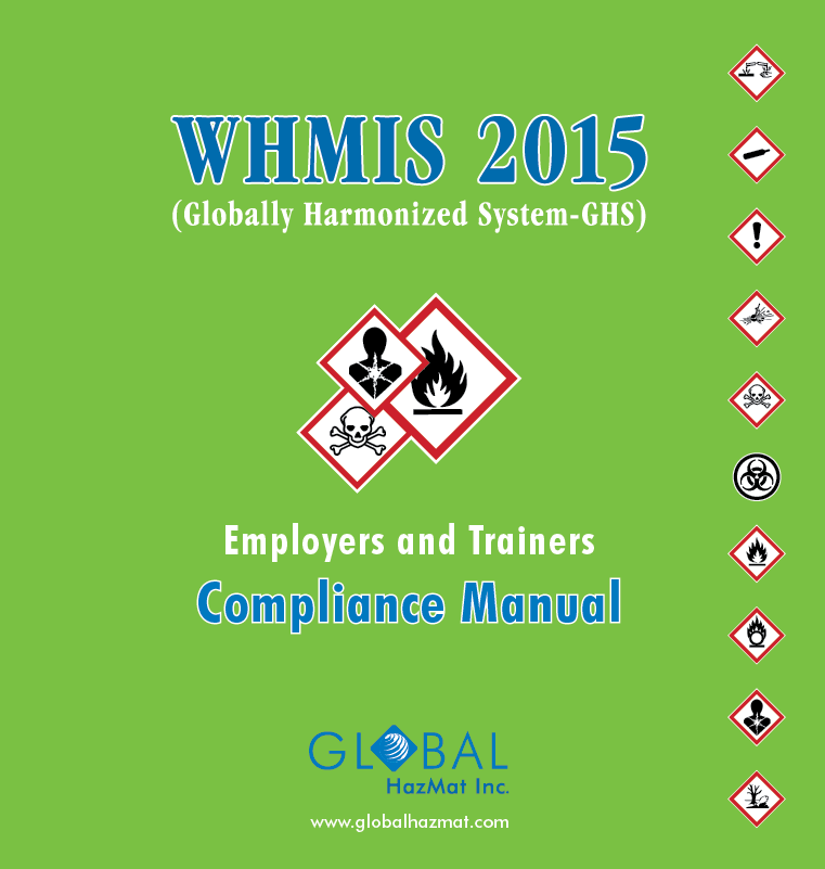 WHMIS 2015 Trainers PAK